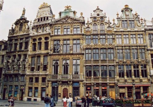 Brussels' Guildhouses